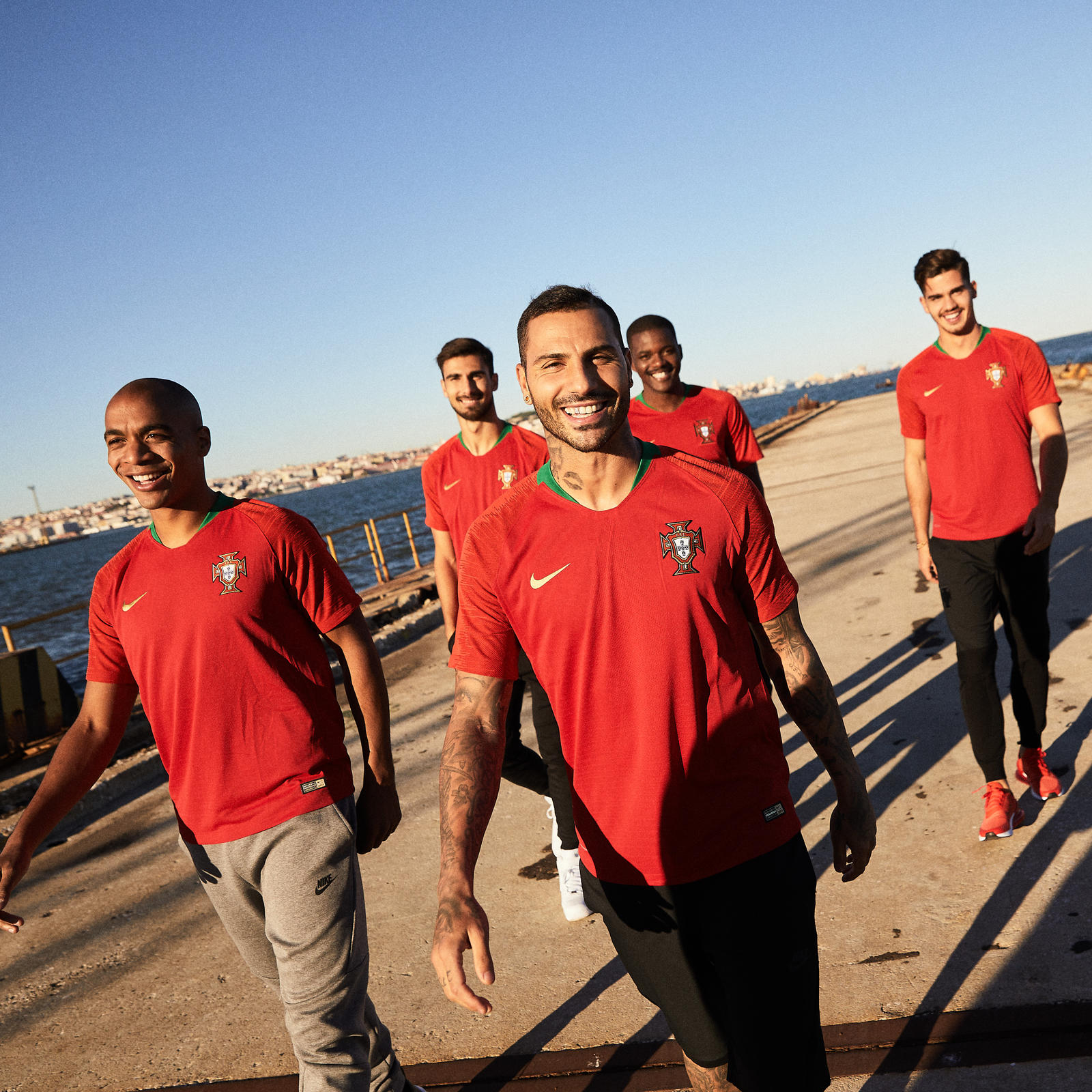Nike News 2018 Portuguese Football Federation Collection 25 Square 1600