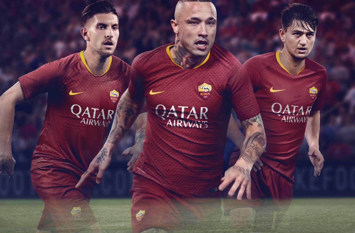 Maglie Nike Roma 2018 2019 2