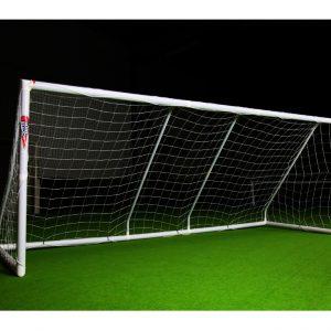 Porta Da Calcio Regolabile In Upvc